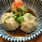 宝山 いわし料理 大松 - つみれポン酢