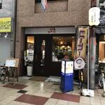 カフェ ソララ - 店の外観