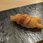 鎌倉 長谷 鮨山もと - 赤貝