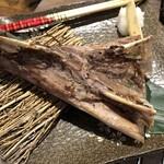 仲買人直営 弥平 - 料理写真:鮪のカマ焼き