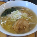 麺処みなみ - 塩ラーメン750円