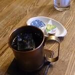 122610118 - セットのアイスコーヒー