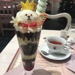 Q-pot CAFE. - シロクマ王子