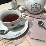 Q-pot CAFE. - アーリーブライト