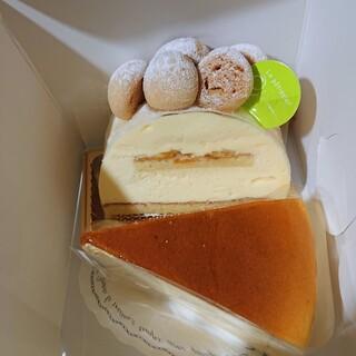 小島菓子店(ル・パティシエオジマ) - 料理写真:ケーキ