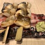 第三春美鮨 - 穴子白焼き 穴子 150g活〆 筒漁 韓国 釜山