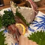 たきみ - ピチピチ鰺