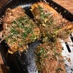たきみ - 山芋鉄板焼き