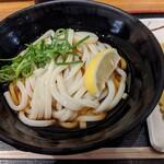 本場さぬきうどん 親父の製麺所 - 【2019/12】ぶっかけ
