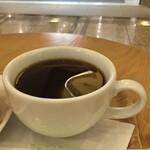 カフェアパショナート - タマゴサラダサンドモーニングセット520円