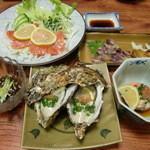 割烹 寿司魚かね - 3000円コース