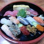 割烹 寿司魚かね - おすすめ15貫