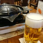 サッポロビール園 ケッセルホール - ドリンク写真: