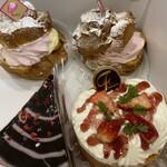 不二家 - 料理写真:ケーキ