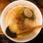 麺匠 ようすけ - 濃厚鶏そば(塩)