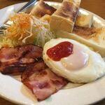 ソレイユカフェ - 料理写真: