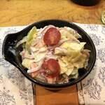 和乃家 - キャベツサラダ