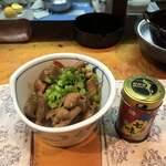 和乃家 - どて煮
