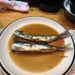 和乃家 - いわし煮