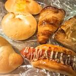 パン工房 エミーノ - 料理写真: