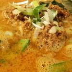 Chuugokushusaikourai - タンタン麺 アップ