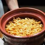 傳 - 桜海老のご飯