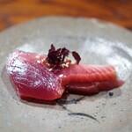 にしぶち飯店 - 迷い鰹のヅケ