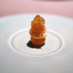 茶禅華 - 黄金皮蛋(黄金ピータン)