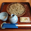 蕎麦料理 すみや - 料理写真:おせいろ(800円外税)
