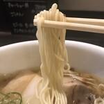 122646781 - 香そば塩 煮たまご(850円)