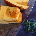 122647805 - カボチャのパン216円
