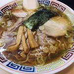 マツマル - ワンタン麺
