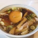 マツマル - スペシャルつけ麺のつけ汁