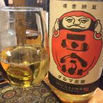 下町割烹とめだて - ああ、日本酒がよくすすむ...