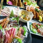 神田魚市場 つかさ丸 直売所 - コースお料理