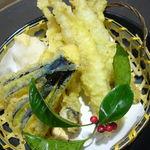 神田魚市場 つかさ丸 直売所 - 旬魚と旬野菜の天ぷら