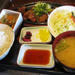 焼肉平安 - 料理写真:焼肉定食。
