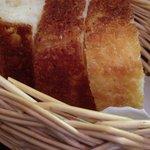 12265820 - 自家製のパン♪