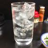 王味 - ドリンク写真:焼酎水割り330円