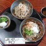 そば処 和た里 - 料理写真:「おろしそば味わいセット」