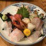 花ちょうちん - 料理写真:盛り合わせ(小) 1,300円