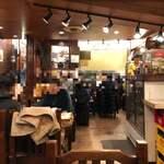 アロマ 珈琲 - 店内