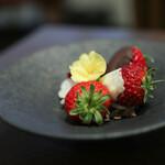 kitchen俊貴 - 2019年12月再訪:朝摘み苺狩り☆