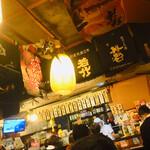 静岡酒場ガッツ - 内観3(ガンダム⁉️)