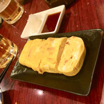 静岡酒場ガッツ - ・桜エビのだし巻き卵