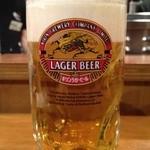 Kushikatsudengana - 串かつでんがな・ビール