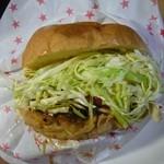 Fresh Burger m - ハンバーガー[\200]