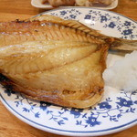 ようじ - 料理写真:焼き魚 つぼ鯛 小 680円