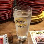 スパイス食堂サワキチ - くぅ~~お冷が旨い!