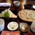 石臼びき手打そば 悠庵 - 料理写真: